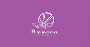 アンモナのロゴ