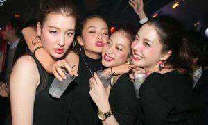 六本木女子の特徴