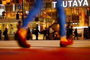 渋谷でクラブナンパ