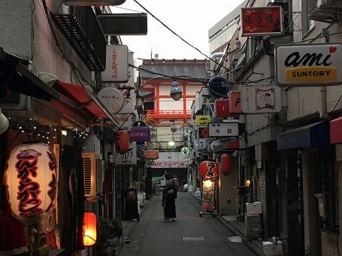 新宿ストリートナンパ ゴールデン街